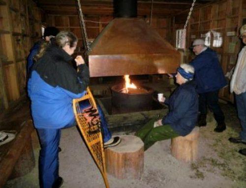 Warming Hut Opens
