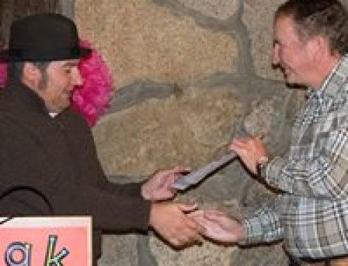Docents Receive Prestigious Poppy Award