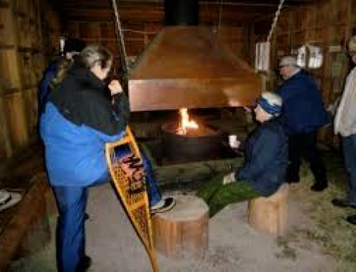 Warming Hut Opens for Season