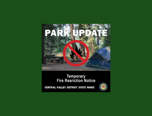 Fire Restrictions as of 8-19-2021